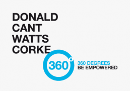 DCWC 360 Degree Logo