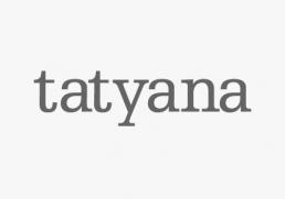 Tatyana design logo