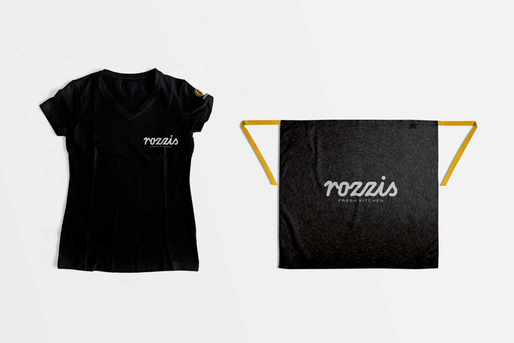 Rozzis-fresh-kitchen-T-shirt-apron-design