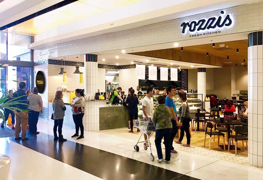 Rozzi's Merrylands shop signage